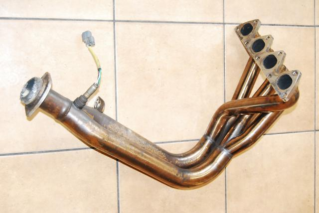JDM B series 5Zigen headers JASMA Approved
