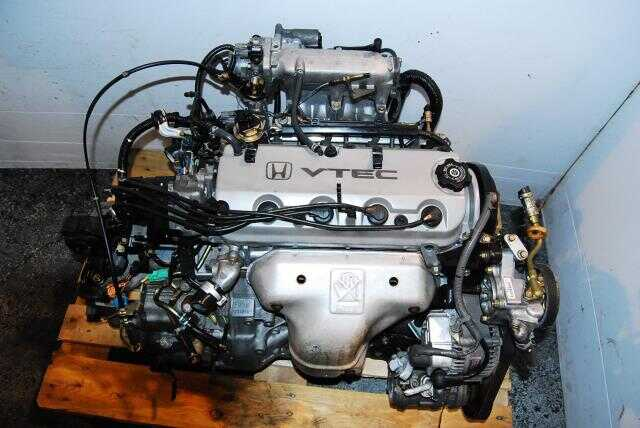 Accord 94-97 F22B SOHC VTEC Engine F22B1/F22B2