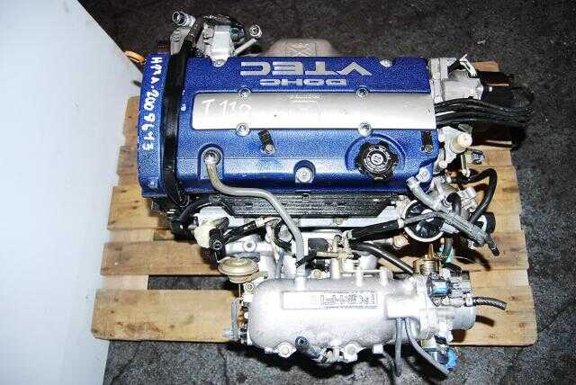 JDM HONDA H23A DOHC VTEC 2.3L ENGINE ACCORD 98-2002 MOTOR
