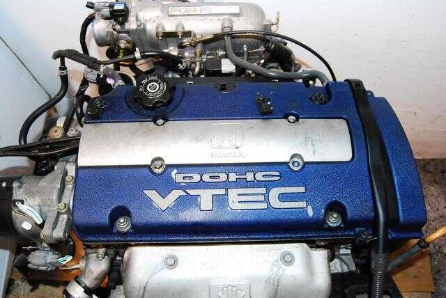 ACCORD F20B DOHC VTEC ENGINE 2L MOTOR (OBD2)