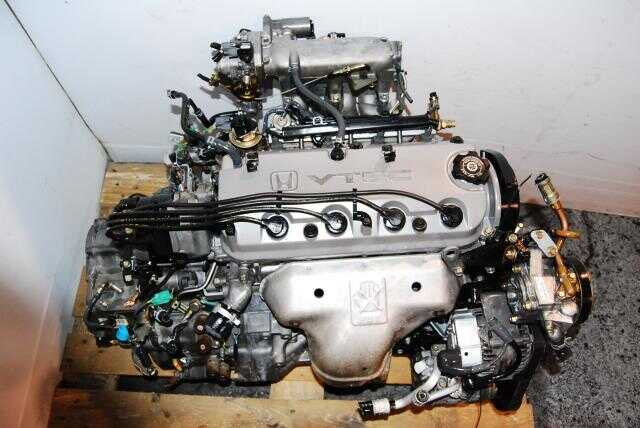 F22B VTEC ACCORD ENGINE F22B1 F22B2 SHOC MOTOR 94-1997
