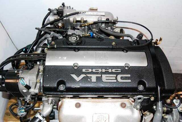 JDM H22A OBD2 Engine long block, H22A4 Motor Prelude BB6