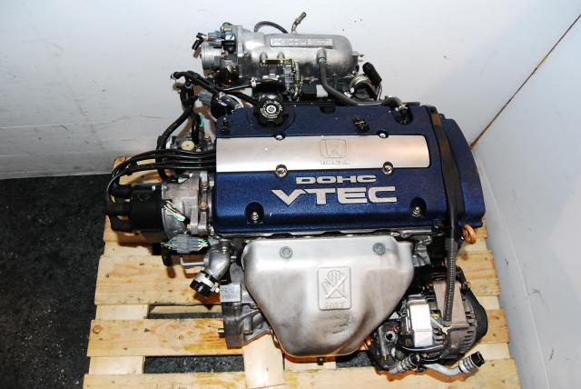 JDM F20B DOHC VTEC BLUE TOP, HONDA ACCORD TYPE-R