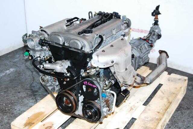 JDM BP Mazda Miata 94-98 Engine & 5 Speed Transmission