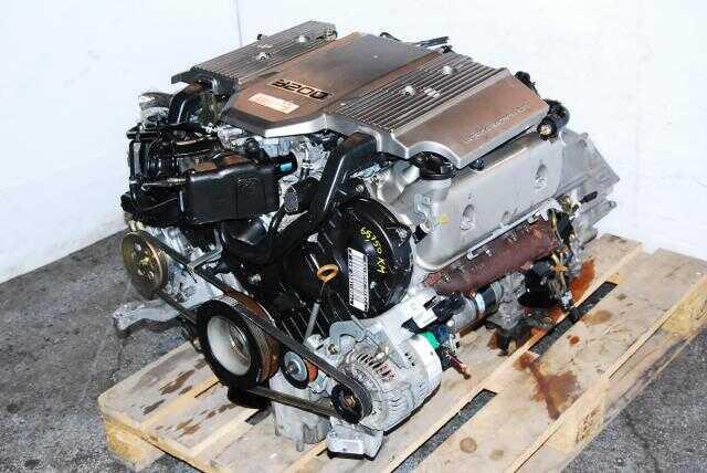 Acura Tl C32a  J30a  J32a  J35a And J35z Motors
