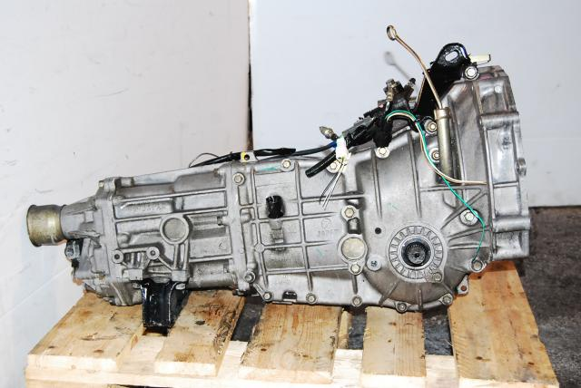 JDM VERSION 5/6 WRX SUBARU STI TY754VBAAA 5 SPEED TRANSMISSION