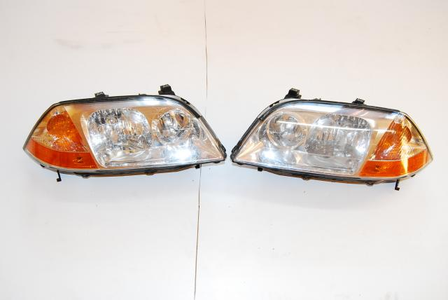 ACURA MDX Headlights 2001 2002 2003