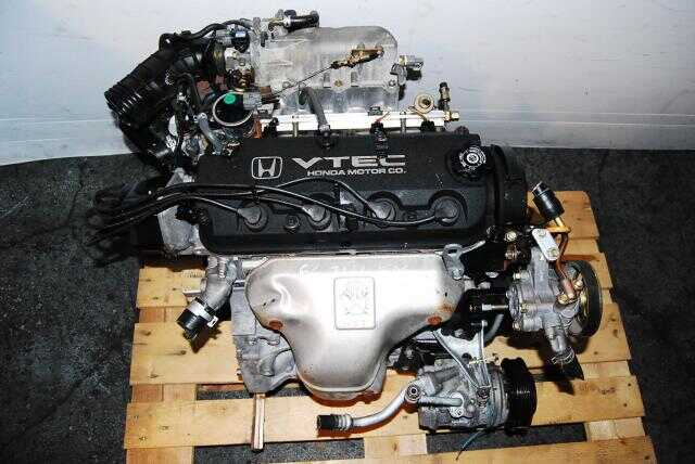 F23A VTEC HONDA ACCORD ENGINE F23A1 MOTOR