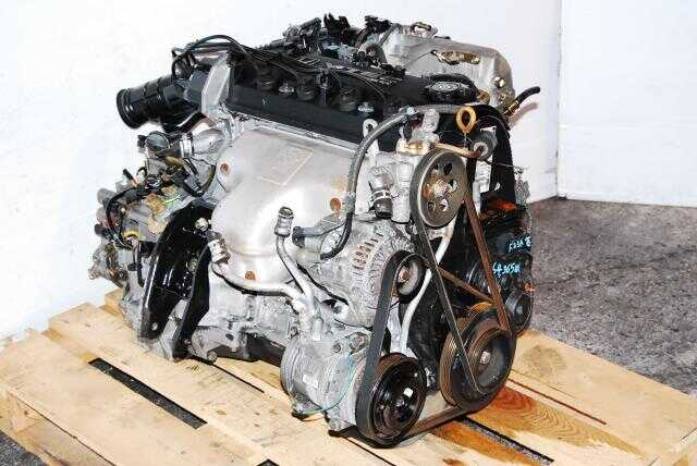 HONDA Accord F23A1 Engine BAXA MAXA Transmission Honda Accord 2.3L VTEC