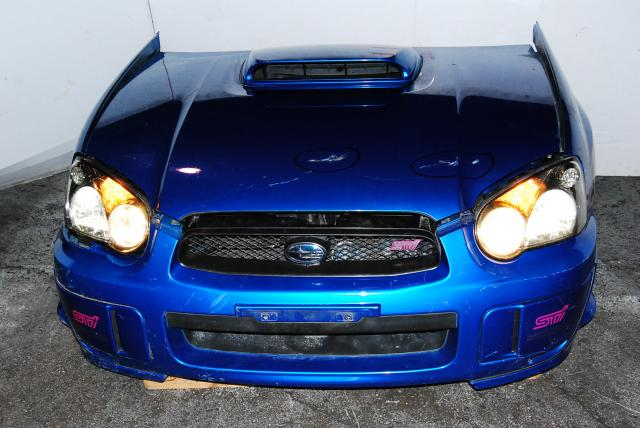 JDM Version 8 Front end conversion HID with Ballasts GDB