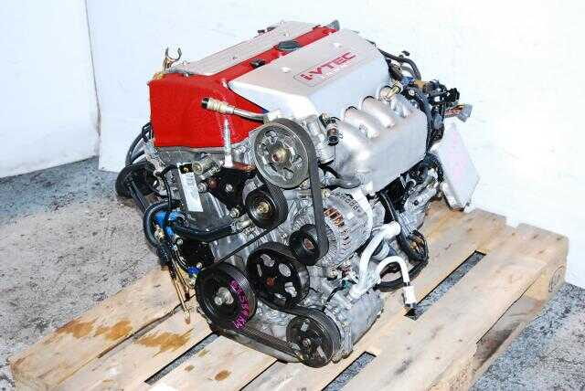 JDM K20A RSX Type-R i-VTEC Engine, 6 Speed Y2M3 LSD Transmission