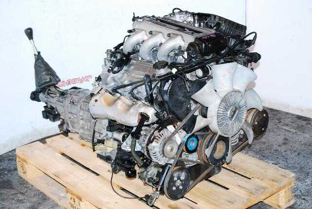 JDM JE ZE Mazda MPV Engine & 5 Speed Transmission