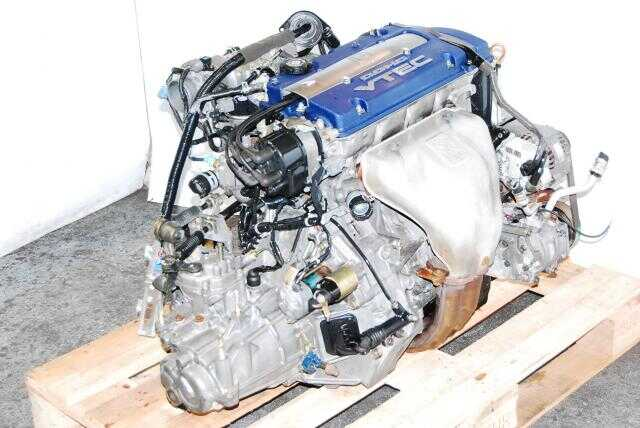JDM Honda F20B Engine & T2T4 LSD Transmission Accord Type-R