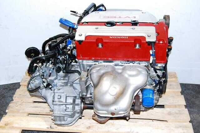 JDM K20A Honda Accord CL7 Euro-R Engine ASP3 6 Speed LSD transmission