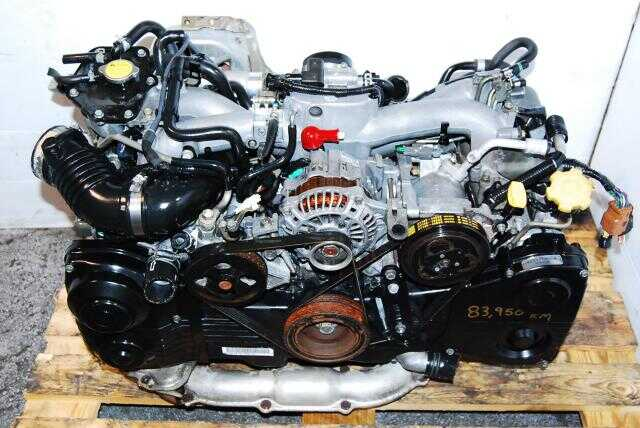 JDM EJ205 OBD2 Turbo Engine, EJ205DX3B5 WRX Motor AVCS function