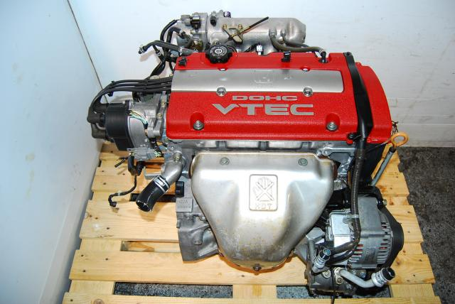 JDM H22A Type-S EURO-R DOHC VTEC Engine PCD Manual ECU