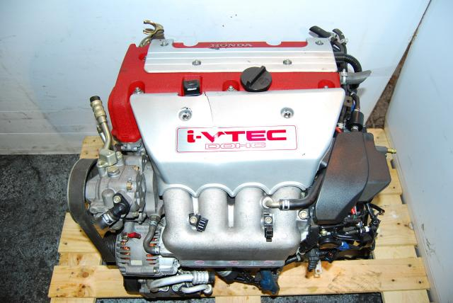 JDM K20A RSX Type-R Engine long Block, DC5 K20 iVTEC