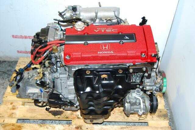 JDM B18C Engine Spec R 98 Motor N3E S80 LSD Transmission Integra