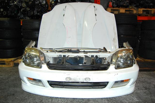 JDM Honda Prelude BB6 Front cut, nose cut, front conversion