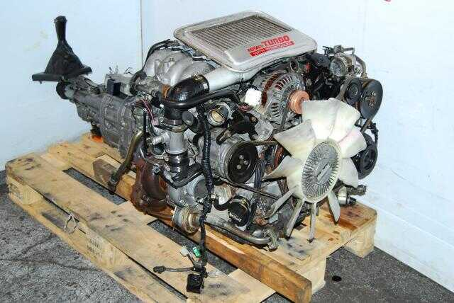 JDM 13B Rotor engine, Manual transmission Mazda RX-7 FC S5