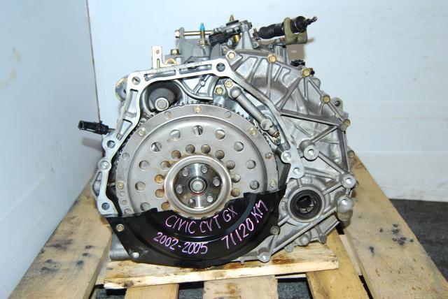 Honda CIVIC CVT HX GX SLYA Automatic Transmission 2002 2003 2004 2005 1.7