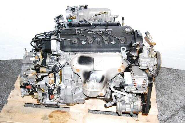 2.3L HONDA ACCORD F23A1 VTEC ENGINE