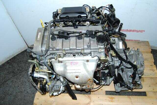 Mazda FS 2.0 Engine, with automatic transmission