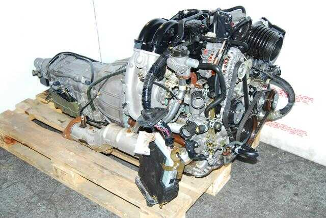 JDM 13B MAZDA RX-8 2RTR Engine with 4 Speed Automatic Transmission
