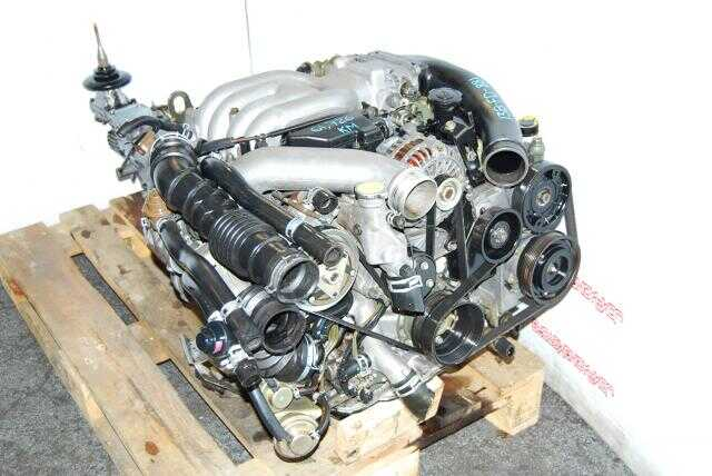 MAZDA RX-7 FD N3G1 Turbo 1998 + 5 Speed transmission 13B TT