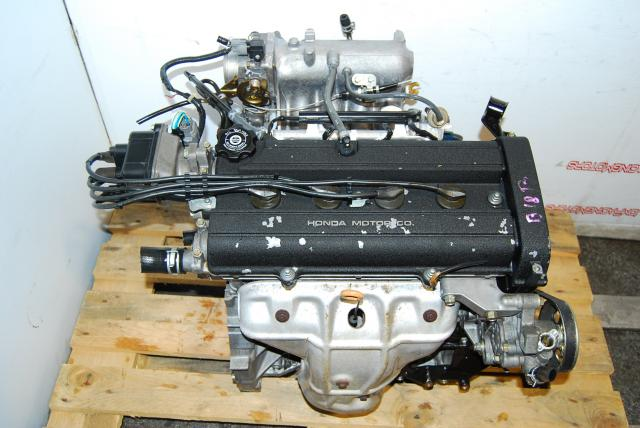 Used B18B Engine for Acura Integra DC4 DB7
