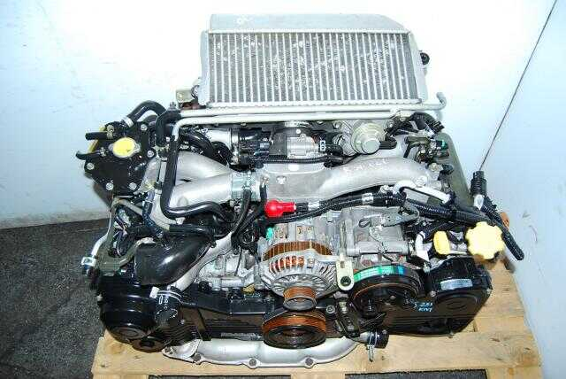 JDM EJ205 WRX Engine (JDM AVCS VERSION)