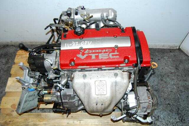JDM H22A Type-S Accord EURO-R Engine, T2W4 LSD Transmission,  PCD ECU