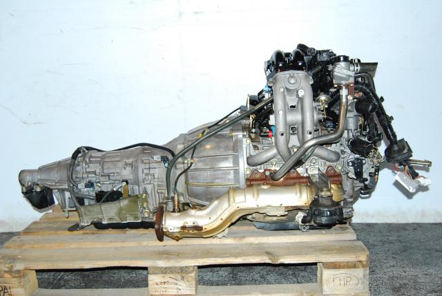 Mazda RX-8 2004-2008 Rotary Engine RC4A-EL 4 Speed Automatic Transmission