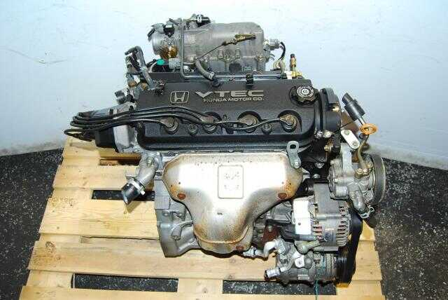 Honda Accord F23A 2.3 VTEC engine 1998-2002 4 Cylinder models