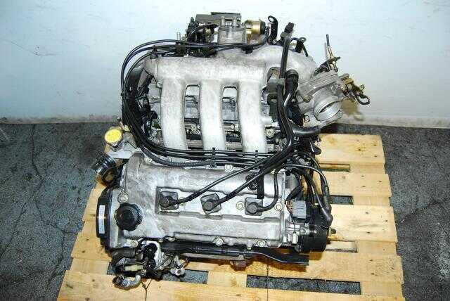 JDM KL ZE CURVED NECK ENGINE V6 2.5