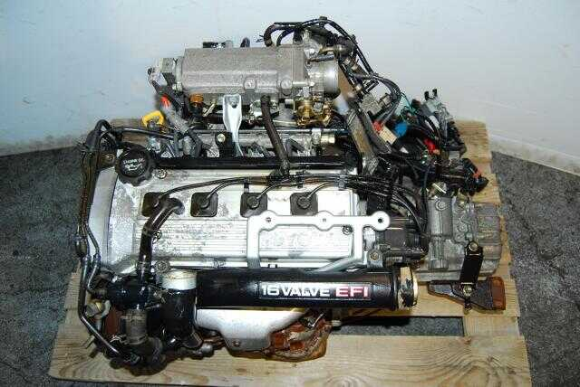 Tercel 4e Fte Turbo Motors