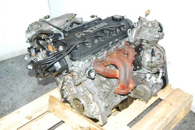 Honda Accord 1998-2002 2.3L 4 Cylinder Engine, F23A1 VTEC Motor