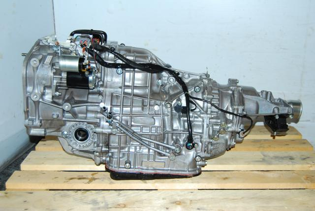 Subaru Legacy CVT/Continuously variable transmission TR690JHAAA 2010