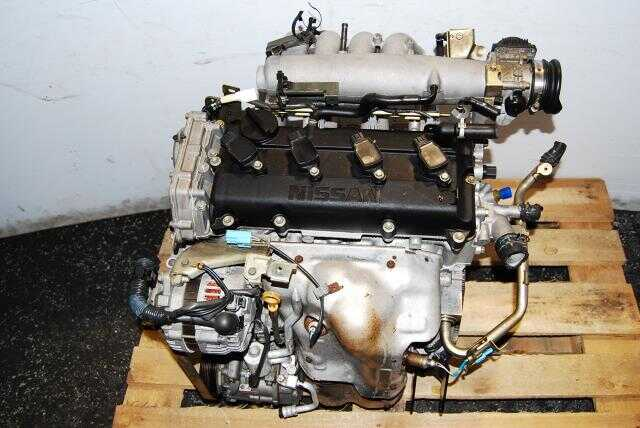 Nissan Altima 3rd gen L31 QR20 Engine, replacement for QR25 motor