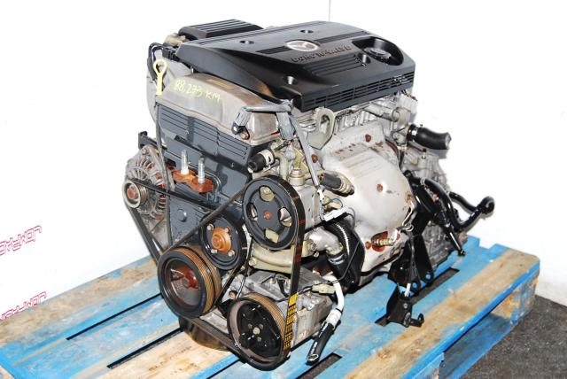 Mazda Protege5 FS 2.0 DOHC Engine & Automatic Transmission