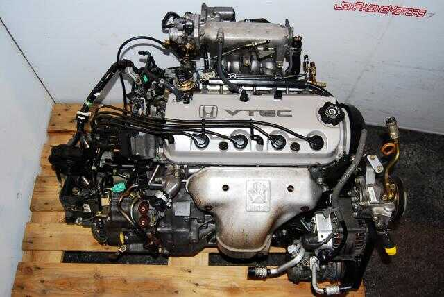 Honda Accord EXR F22B SOHC VTEC ENGINE ONLY (Transmission SOLD)