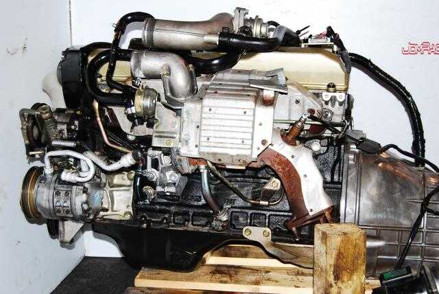 NISSAN SKYLINE RB25 DET 93-97 GTS R33 ENGINE WITH 5 SPEED TRANSMISSION