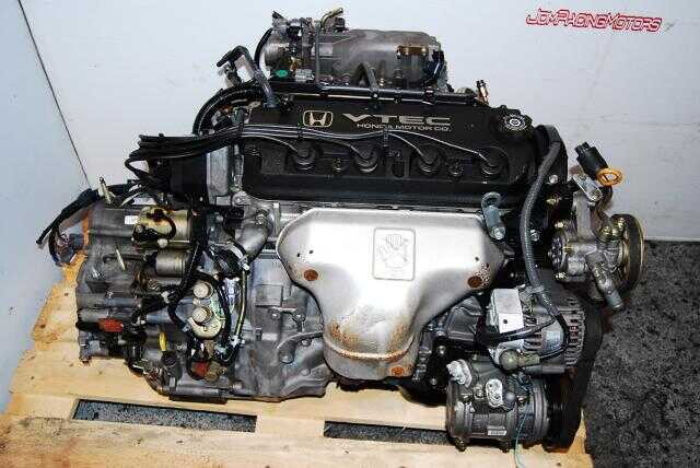 Honda Accord 2.3 VTEC Engine 1998-2002 BAXA MAXA automatic transmission