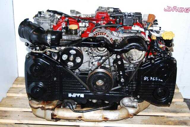 JDM VERSION 5/6 EJ207 STI ENGINE, ECU, TURBO