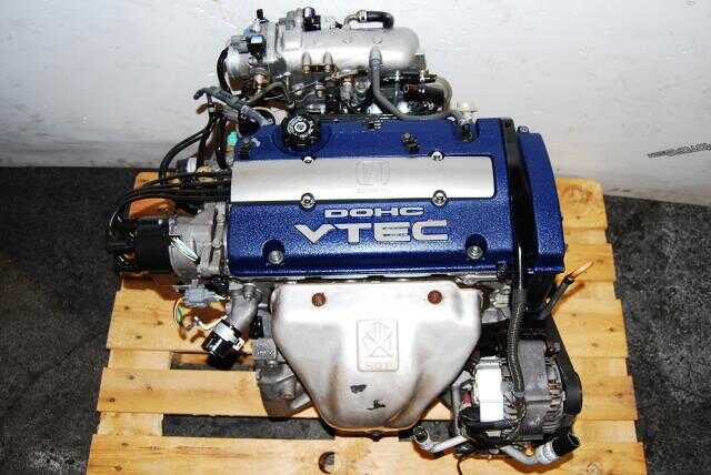 Honda H23A VTEC Engine