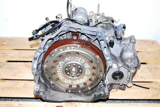 HONDA ACCORD MCJA TRANSMISSION 1998-2002