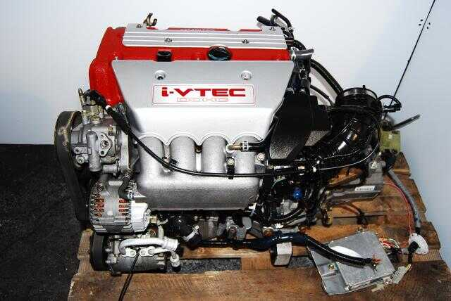 Honda/Acura K20A Type-R Engine 2002-2006 - LSD Transmission