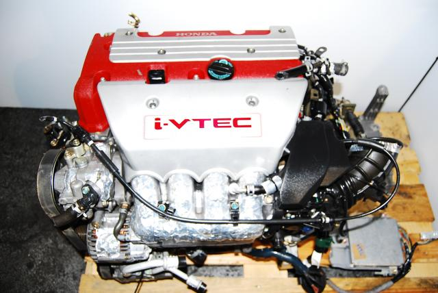 Honda/Acura K20A Type-R Engine 2002-2006 - Y2M3 LSD Transmission + ECU