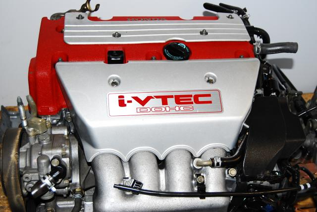 Honda/Acura K20A Red Engine 2001-2006