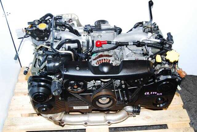 JDM EJ205 WRX ENGINE (JDM AVCS VERSION) 2002-2005